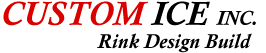 Custom Ice Inc Logo