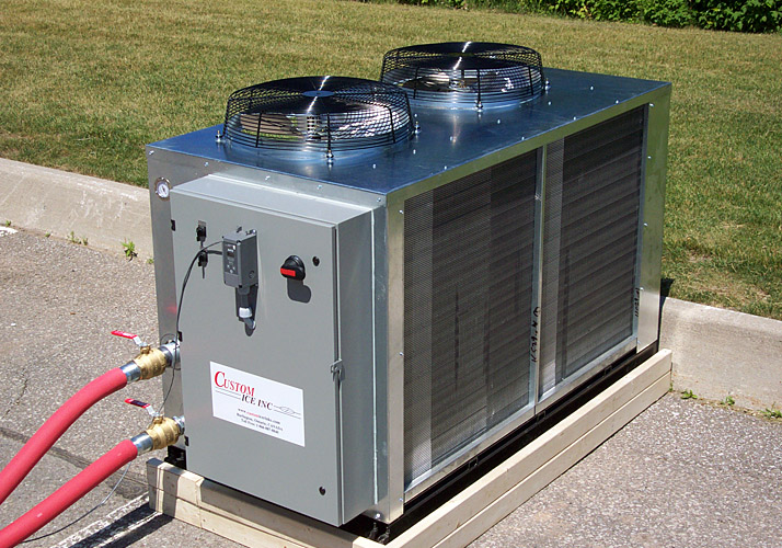 Incroyable RinkMate Kit U2013 Small Chiller Designed For Small Commercial Or Residential  Market. These Units Operate From 230 Vac 1 Phase, Or 3 Phase Electrical