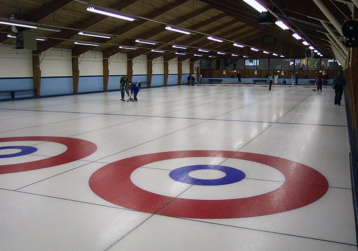 Custom Ice Rinks Piping