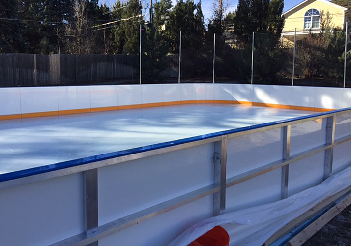 Custom Ice Rinks
