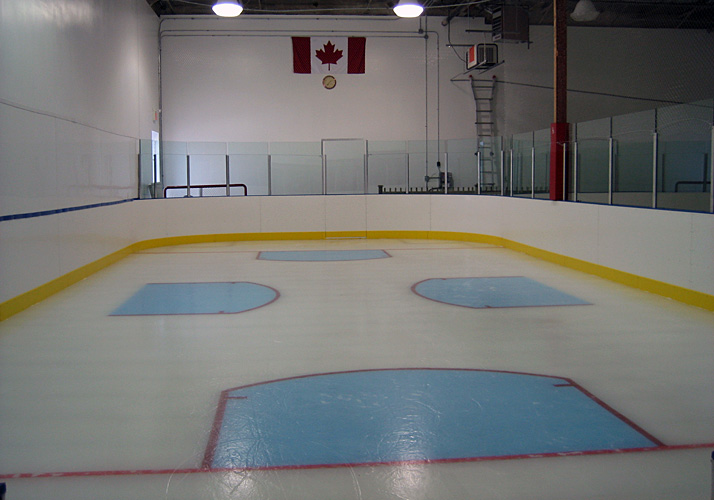 24' x 83' and 24' x 56' Indoor Year Round Twin Training Rinks